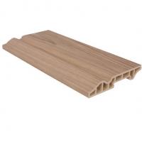 南京竹木纤维护墙板-南京博骏护墙板-100踢线高档中国原木