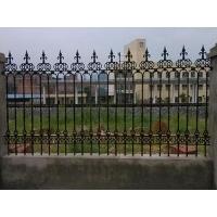 河南直供锌钢护栏庭院篱笆花园隔离围栏