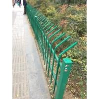 申济直供锌钢绿化园林护栏草坪护栏栅栏绿化带