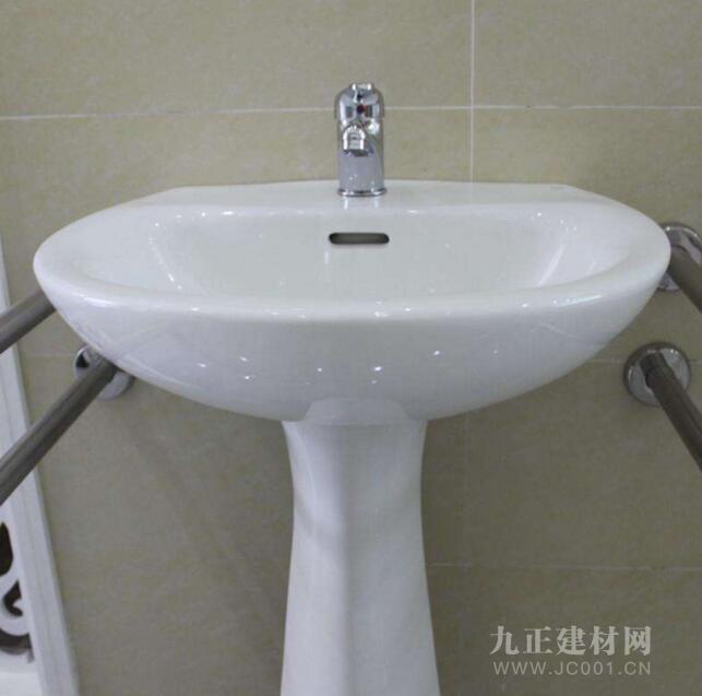 卫生间立柱盆图片4