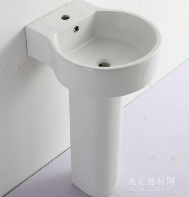 卫生间立柱盆图片5