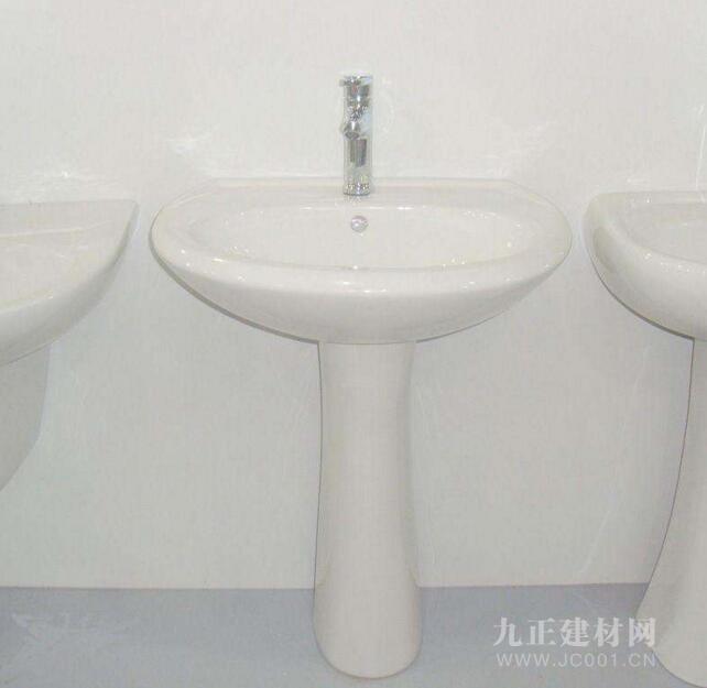 卫生间立柱盆图片6