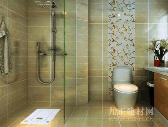 淋浴房蹲便器