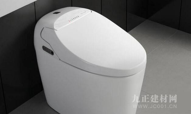 智能马桶无水箱