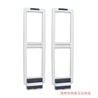 鴻泰安寬保護距離聲磁超市防盜門服裝防盜器軟標1.6-1.8米