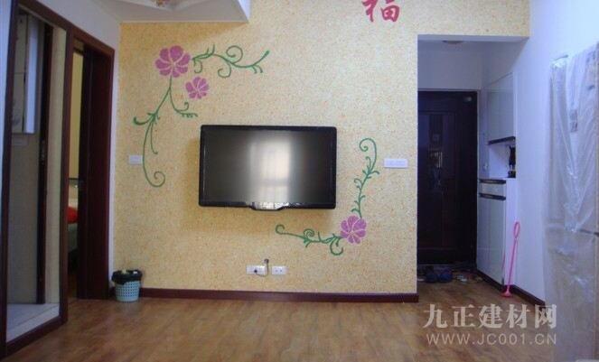 墙面涂料效果题