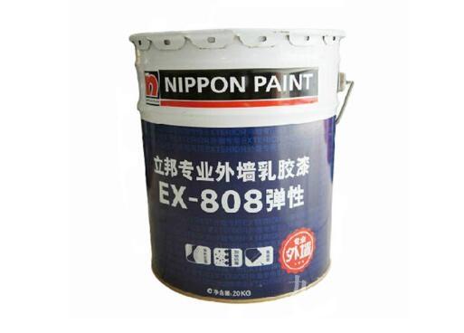 外墙弹性防水涂料