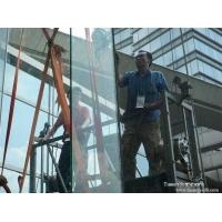 北京专业更换幕墙玻璃,更换幕墙玻璃,舞蹈镜
