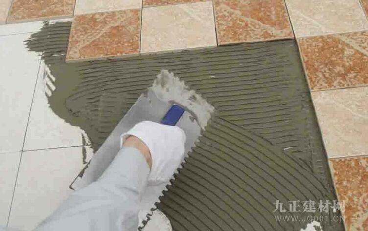 瓷砖粘合剂