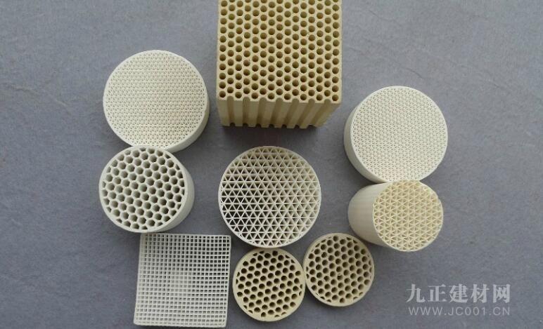 活性蜂窝陶瓷