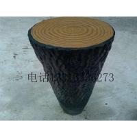 仿木桩作用