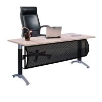 单网包脚办公台钢架,组合L型老板桌五金钢架