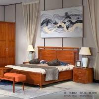 金福凯 卧室整套家具 床2005*45*1180