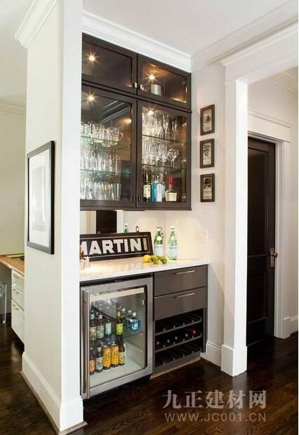 家庭酒柜效果图1