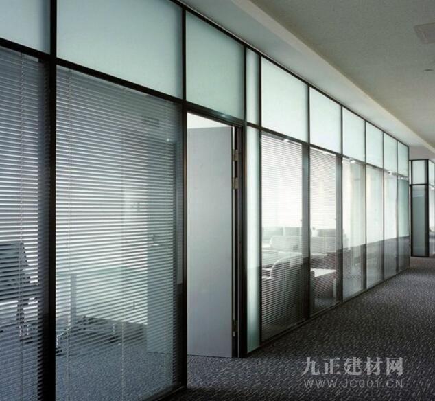 办公室屏风隔断墙