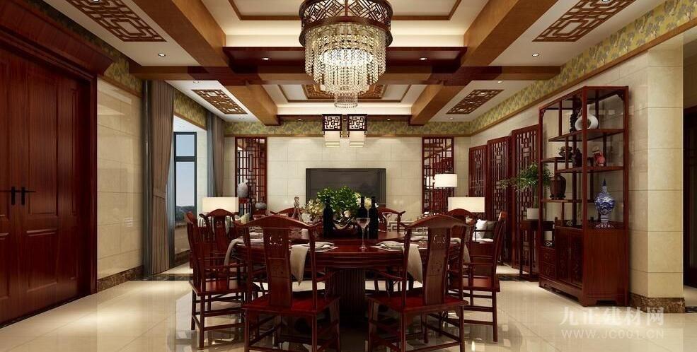 中国古典家具装修效果图1