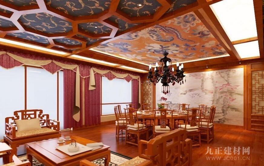中国古典家具装修效果图3
