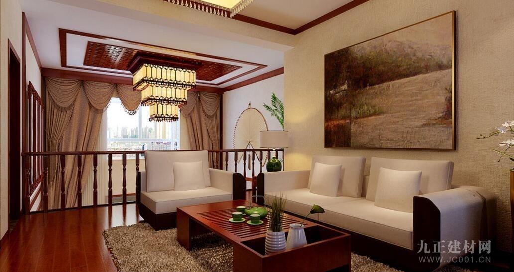 中国古典家具装修效果图5