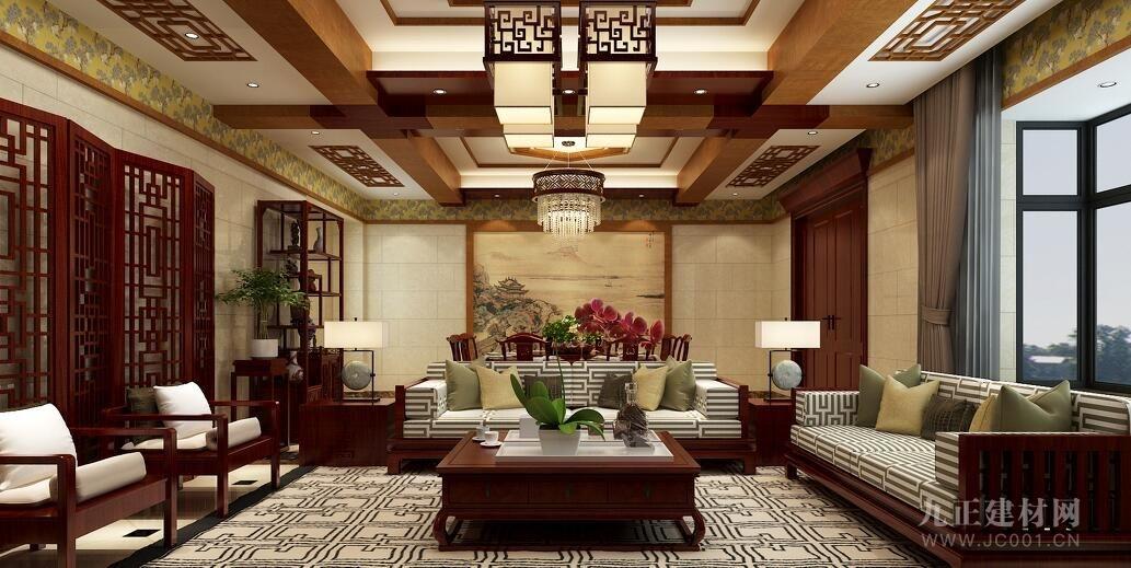 中国古典家具装修效果图7