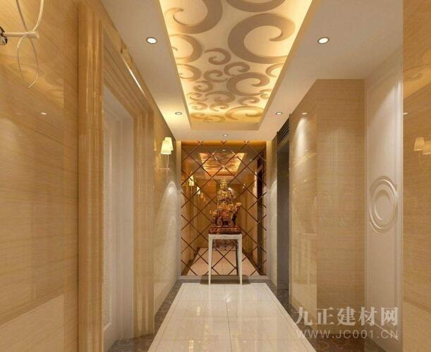 走廊过道灯具装修效果图欣赏