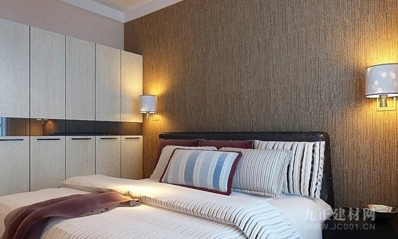 卧室灯具装修效果图1