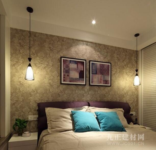 卧室装什么灯比较合适?卧室灯具装修效果图欣赏