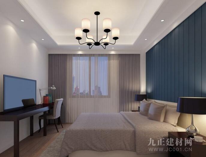 卧室灯具装修效果图4