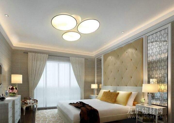 卧室灯具装修效果图欣赏