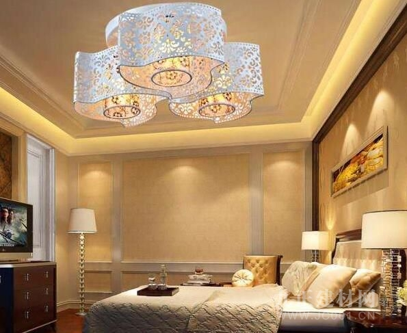 卧室灯具装修效果图7