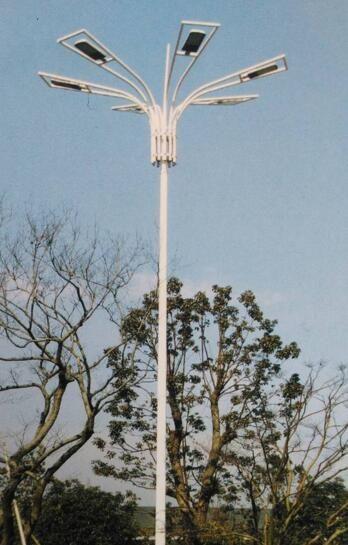 升降式高杆灯