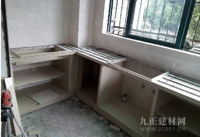 用瓷磚做整體櫥柜的優缺點 瓷磚整體櫥柜制作步驟