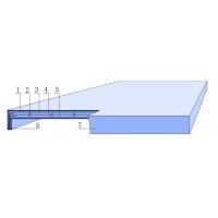 钢化真空玻璃及其结构功能一体化