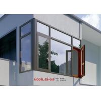 雅晟门窗平开窗系列 ZB-005