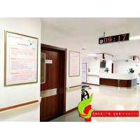 醫院用門驗收