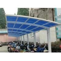 北京定制汽车停车棚 自行车停车棚 小区停车棚安装