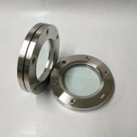 卫生级不锈钢平板视镜法兰视镜
