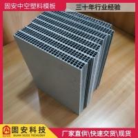 塑料建筑模板 聚丙烯中空建筑模板墙体浇筑易脱模 PP塑料模板