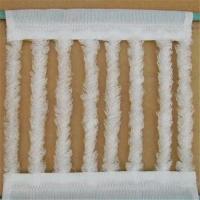 新型環保辮帶式生物填料 江河湖海用仿水草辮簾式填料