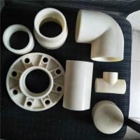 环保行业用ABS工程管件 质轻耐用ABS三通 四通 弯头
