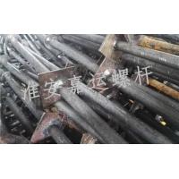 传统老墙螺栓与三段式止水螺杆使用效果之比较