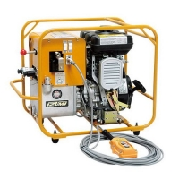 HPE-2D復動式汽油機液壓泵IZUMI