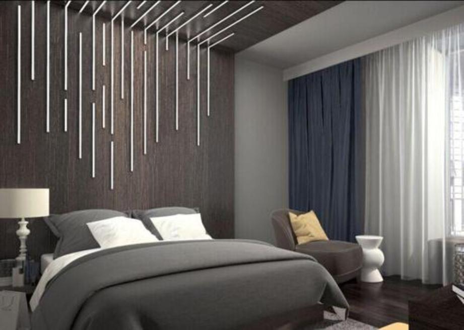 重庆星级酒店专用线条灯批发可定制施工