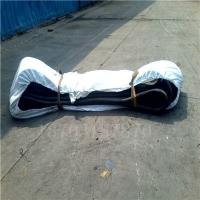 橡胶帘布板洞门施工方法