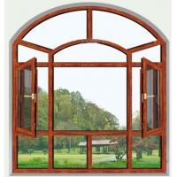 85断桥铝窗纱一体平开窗 85断桥窗纱一体平开窗价格