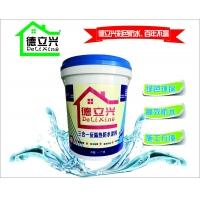 专业防水隔热就选广州德立兴品牌三合一反隔热防水
