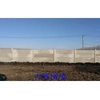 吉林省高密度预制围墙,长春水泥预制围墙