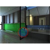 郑州幼儿园卫生间不锈钢小便槽池洗手槽厂家订做安装