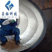 氧化铝耐磨陶瓷片在风机上的使用