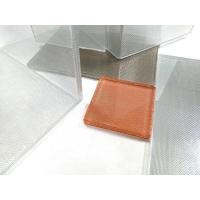 装饰夹胶玻璃中间装饰层高亮金属双面涂层