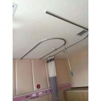 病房输液吊杆轨道A医院病房输液吊杆轨道规格发货快